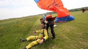 Skydiving-Liege-Tandem skydive from 4000m in Spa, Belgium-3