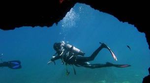 Scuba Diving-Ithaca-Adventure dives in Ithaca-2