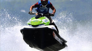 Jet Ski-Le Gosier-Randonnées Jet Ski au Gosier, Guadeloupe-1