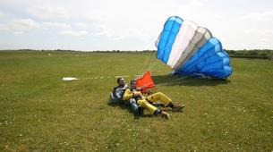 Skydiving-Liege-Tandem skydive from 4000m in Spa, Belgium-4