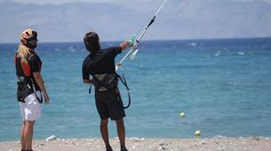 Kitesurfing-Rhodes-Kitesurfing Lessons in Theologos, Rhodes-1