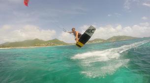 Kitesurfing-Saint Martin-Private Kitesurfing Coaching in Orient Bay, St Martin-5