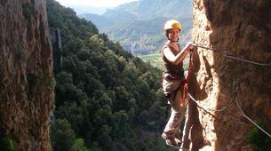 Via Ferrata-Province Huesca-Via Ferrata Sorrosal en Broto and Foradada del Toscar in Huesca-2