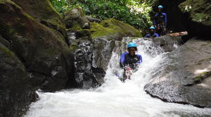 Canyoning-Fort-de-France-Tropical Discovery Canyons in Martinique-1