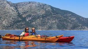 Sea Kayaking-Ithaca-3 Day sea kayaking trip in Ithaca-3