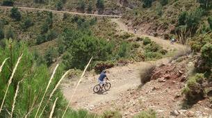 Mountain bike-Sierra de las Nieves Natural Park-MTB Tour in Sierra de las Nieves Natural Park, near Marbella-1
