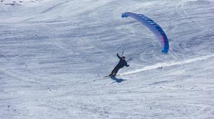 Speedriding-Province of Huesca-Speedriding in Cerler, Benasque Valley-2