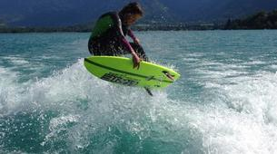 Wakeboard-Annecy-Coaching Privé Perfectionnement Wakeboard et Wakesurf sur le Lac d'Annecy-1