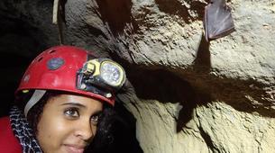Spéléologie-Ariege-Aventure Spéléologie sur 2 jours en Ariège avec bivouac souterrain-1