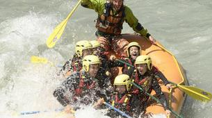 Rafting-Courmayeur-Rafting down the Dora Baltea River in Courmayeur-1