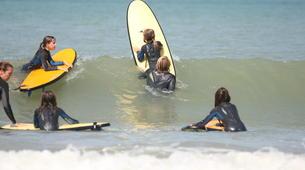 Surf-La Tranche sur Mer-Cours de surf à la Tranche Sur Mer-3