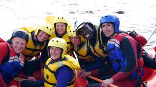 Rafting-Hardangervidda National Park-Rafting down the Numedalslågen in Norway-6