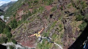 Saut à l'élastique-Nice-Saut à l'élastique du Pont de la Mariée (60m) près de Nice-2