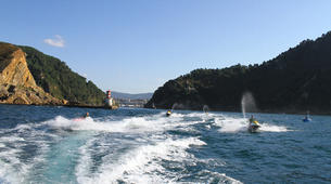 Jet Skiing-Hendaye-Jetski excursion in Hendaye-4