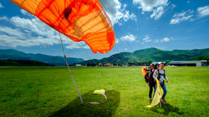 Parachutisme-Gap-Saut en Parachute Tandem de 4000m à Gap-3