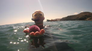 Sea Kayaking-Costa Calma, Fuerteventura-Kayaking and snorkeling in Matas Blancas Beach-2