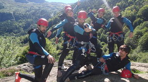 Via Ferrata-Ariege-Multi-activity package in Ariège - Canyoning, Climbing, Caving-6