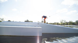 Wakeboard-Lac du Magne-Coaching Privé Wakeboard Perfectionnement vers Poitiers-2