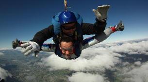 Parachutisme-Gap-Saut en Parachute Tandem de 4000m à Gap-5