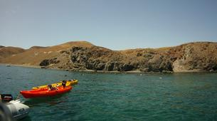 Sea Kayaking-Costa Calma, Fuerteventura-Kayaking and snorkeling in Matas Blancas Beach-6