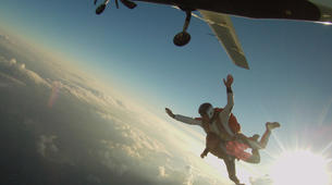 Parachutisme-Gap-Saut en Parachute Tandem de 4000m à Gap-4