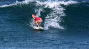Surfing-Saint Martin-Surfing courses and lessons at Galion beach, St Martin-5