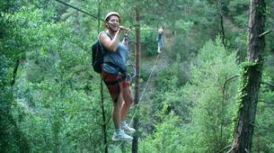 Via Ferrata-Province Huesca-Multi-activity adventure in Huesca-4