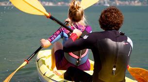 Canoë-kayak-Lac de Côme-Kayaking excursion in Colico, Lake Como-3