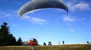 Paragliding-Kefalonia-Tandem paragliding flight over Kefalonia-6