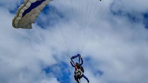 Parachutisme-Gap-Saut en Parachute Tandem de 4000m à Gap-2