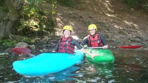 Kayaking-Biarritz-Canoeing down the Nive River near Biarritz-1