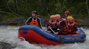 Rafting-Hardangervidda National Park-Rafting down the Numedalslågen in Norway-10
