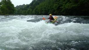 Kayaking-Biarritz-Canoeing down the Nive River near Biarritz-2