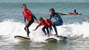 Surf-La Tranche sur Mer-Cours de surf à la Tranche Sur Mer-2