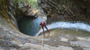 Canyoning-Province Huesca-Canyoning in the Aragonese Pyrenees-5