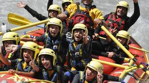 Rafting-Courmayeur-Rafting down the Dora Baltea River in Courmayeur-6