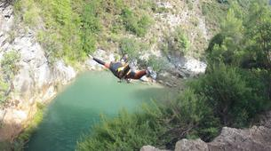Canyoning-Grenade, Andalousie-Canyoning at Rio Verde in the Sierra Nevada-1
