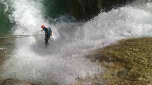 Canyoning-Province Huesca-Canyoning in the Aragonese Pyrenees-3