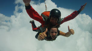 Parachutisme-Gap-Saut en Parachute Tandem de 4000m à Gap-6