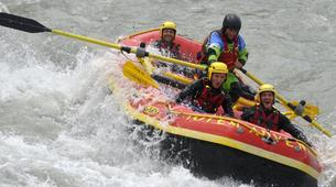 Rafting-Courmayeur-Rafting down the Dora Baltea River in Courmayeur-2