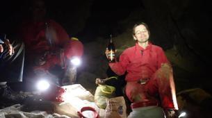 Spéléologie-Ariege-Aventure Spéléologie sur 2 jours en Ariège avec bivouac souterrain-3