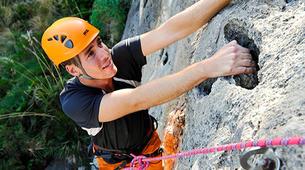 Rock climbing-Mallorca-Climbing in the coastal mountains of Mallorca-2
