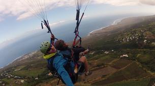 Paragliding-Saint-Leu-Tandem paragliding flight over the lagoon of Saint Leu, Reunion Island-6
