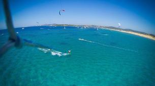 Kitesurfing-Porto Pollo-Kitesurfing test course in Porto Pollo, Sardinia-6