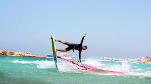 Windsurf-Naxos-Windsurfing lessons in Naxos-6