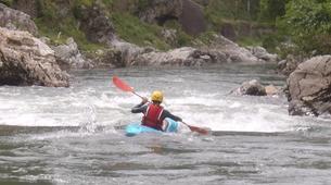 Kayaking-Biarritz-Canoeing down the Nive River near Biarritz-4