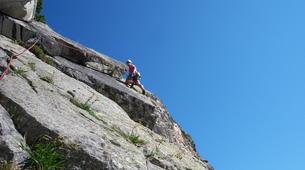 Escalade-Bagnères-de-Luchon-Initiation à l'Escalade sur le Rocher Ecole de Saint-Mamet-6