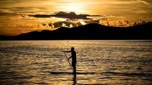 Stand up Paddle-Porto Pollo-Stand up paddle rental in Porto Pollo, Sardinia-1