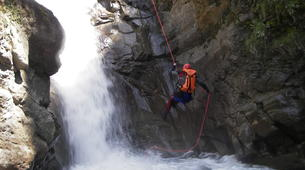 Canyoning-Province Huesca-Canyoning in the Aragonese Pyrenees-1