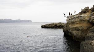 Coasteering-Mallorca-Coasteering on the cliffs of Mallorca-4